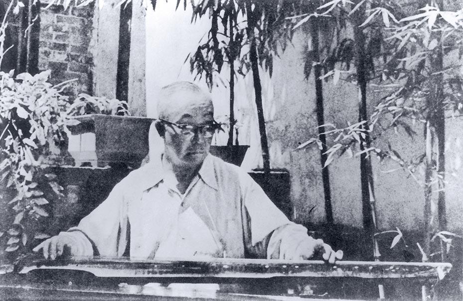 Pêcheur solitaire - Peinture de Ma Yuan
